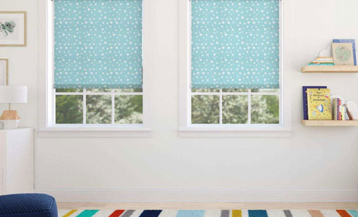 Childrens Blinds - Kids Room Window Treatments, Blinds and ...