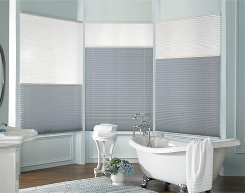 Decorating Bay Window Shades Inspiring Photos Gallery of Doors
