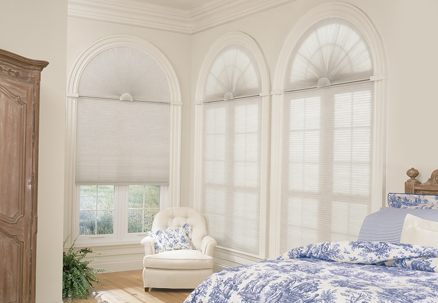 Arched Window Treatment Ideas Blindsgalore Com