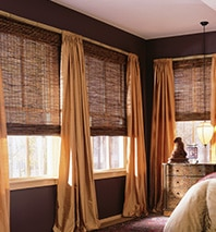 Asian Style Window Treatments