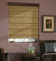 Bamboo Window Treatment Ideas