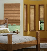 Bedroom Window Treatments Ideas for  Blindsgalore com