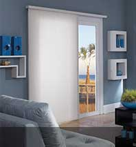 Beau Door Window Treatment Ideas