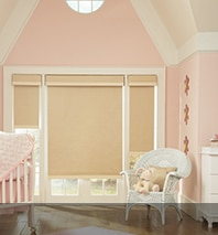 Girl's Room Window Treatments