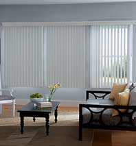 S Curved Vertical Blinds