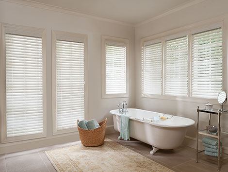 Moisture Resistant Window Treatments