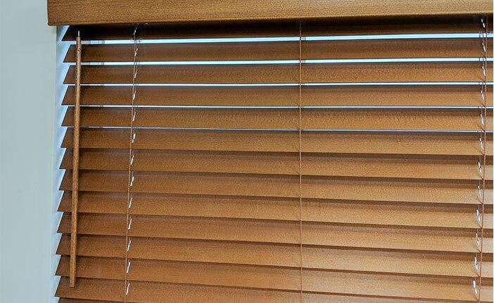 Wood Blinds Custom Wooden Window