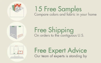 Free Samples - Free Shipping - No Sales Tax