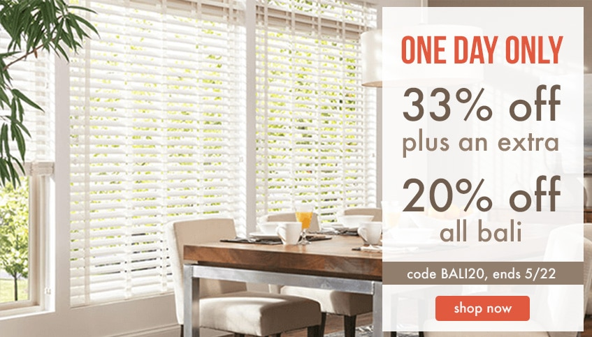 take 33% + an extra 20% off bali