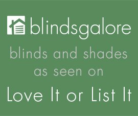 blindsgalore, as seen on love it or list it