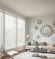 Graber Lake Forest 2 Faux Wood Blinds