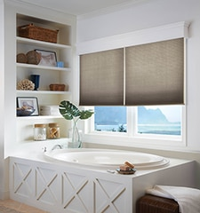 Graber CrystalPleat Cellular Shades: Light Filtering