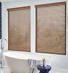 Bali 2 Faux Wood Blinds