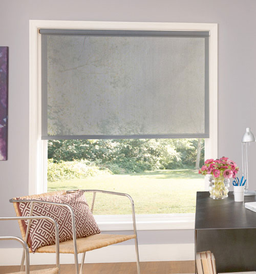 Bali® Roller Shades: Shown in color Runway Concord