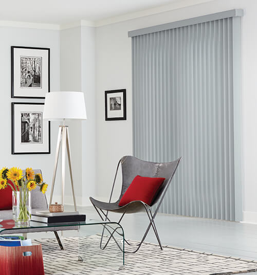 Bali Vinyl Vertical Blinds