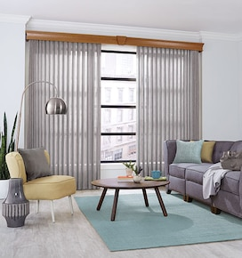 Bali Sheer Enchantment Soft Vertical Blinds