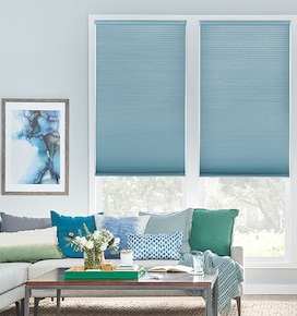Bedroom Blinds & Window Treatments with Flexible Light Control ...