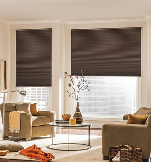 Bali® DiamondCell® Motorized Cellular Shades