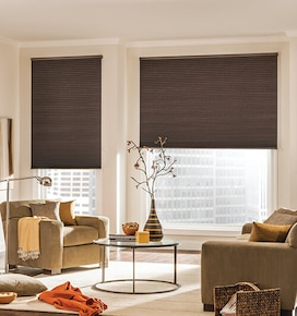 Bali Motorized Cellular Shades