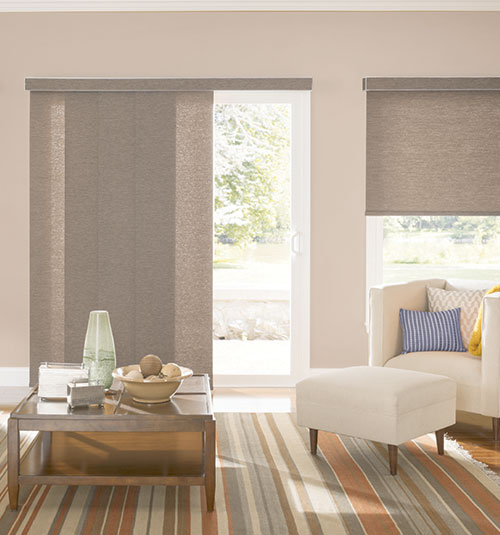 Bali Sliding Panels: Light Filtering Textures & Patterns