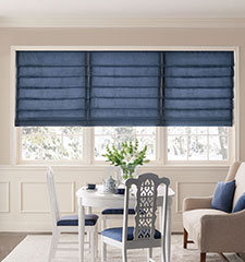 Bali Tailored Roman Shades - Solid Colors