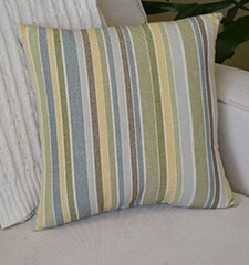 Bali Decorative Pillows: Square