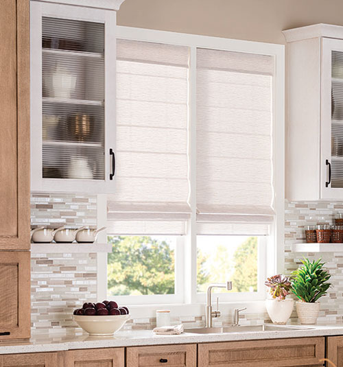 up down blinds white bali casual classics roman shades patterns textures top down bottom up shades blinds blindsgalore
