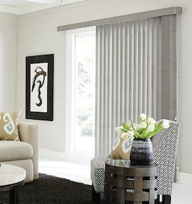Bali S-Shape Vertical Blinds