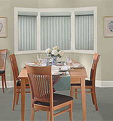Graber Vinyl Vertical Blinds: Crown
