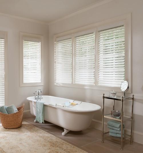 levolor 2 visions faux wood blinds blindsgalore. Black Bedroom Furniture Sets. Home Design Ideas