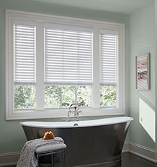 Levolor 2 NuWood Composite Faux Wood Blinds