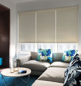 Levolor Roller Shades: Room Darkening