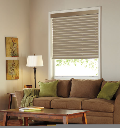 Levolor Custom Textured Blinds