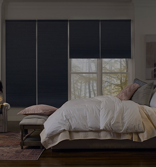 Levolor Designer Cellular Shades: Room Darkening