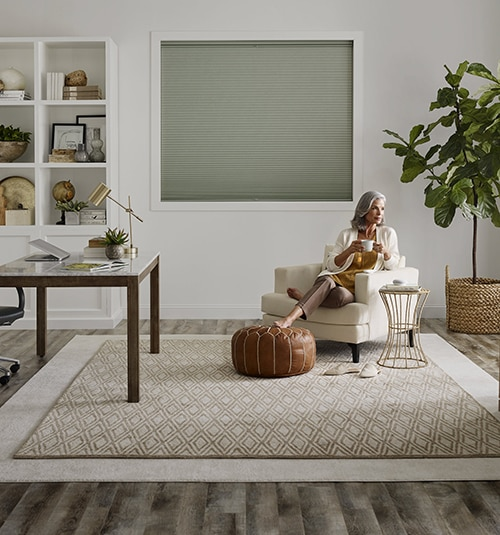 Levolor Premium Cellular Shades: Room Darkening