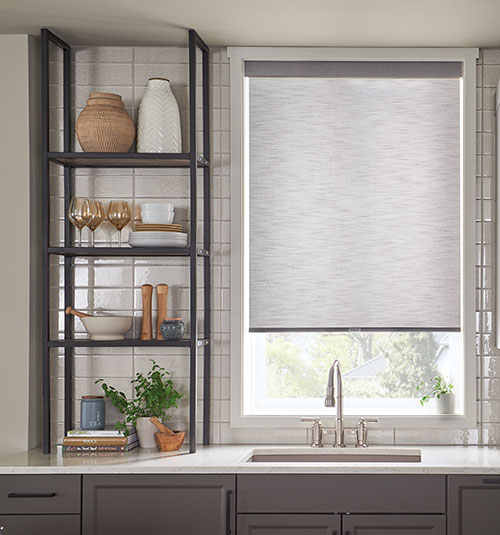 Comfortex Envision Roller Shades: Light Filtering Solids