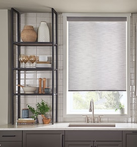 Blindsgalore Envision Roller Shades: Light Filtering Solids