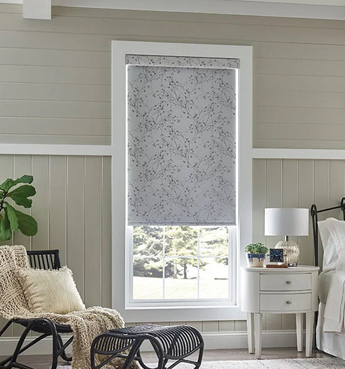 Blindsgalore Envision Roller Shades: Blackout