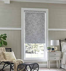 Comfortex Envision Roller Shades: Blackout
