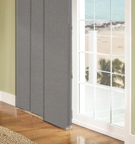 Panel Track Blinds Sliding Panel Track Window Blinds