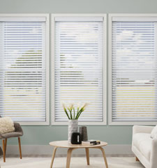 Kellie Clements Simply Chic 2 12 Faux Wood Blinds Blindsgalore