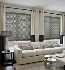 Kellie Clements Simply Chic Roman Shade: Patterns