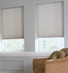 Blindsgalore Classic Cellular Shades: Blackout