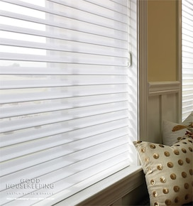 Good Housekeeping Sheer Shades: 2 Light Filtering