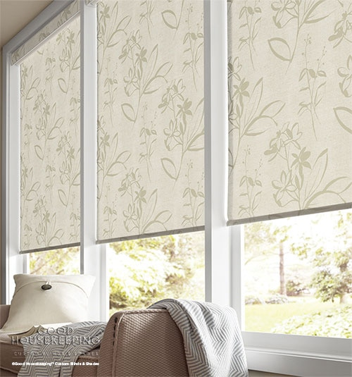 Good Housekeeping Roller Shades: Light Filtering