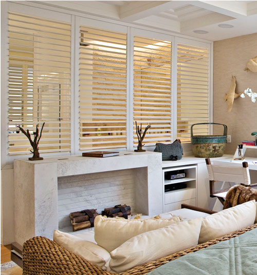 "Blindsgalore 3"" Vinyl Shutters"