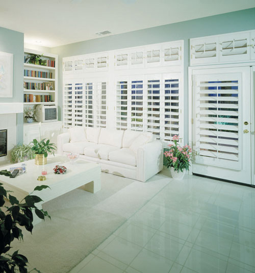 Blindsgalore Signature 4 1/2 Plantation Wood Shutters