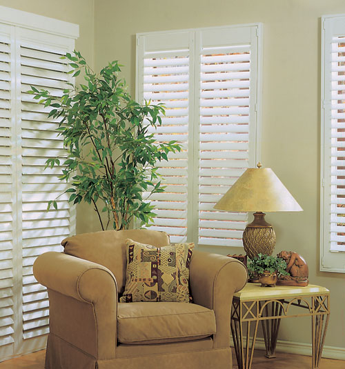 "Blindsgalore Signature 3"" Composite Wood Shutters"