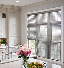 Blindsgalore Premium 2 Wood Blinds: Paints, Stains, Specialty Grains
