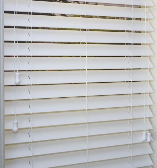 blindsgalore faux wood blinds 2 slats. Black Bedroom Furniture Sets. Home Design Ideas